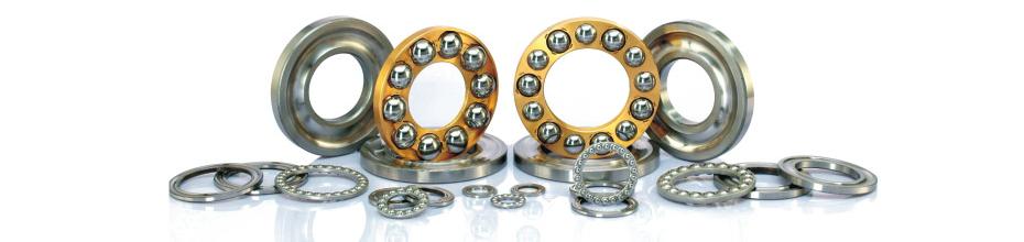 rolamentos axiais de esferas